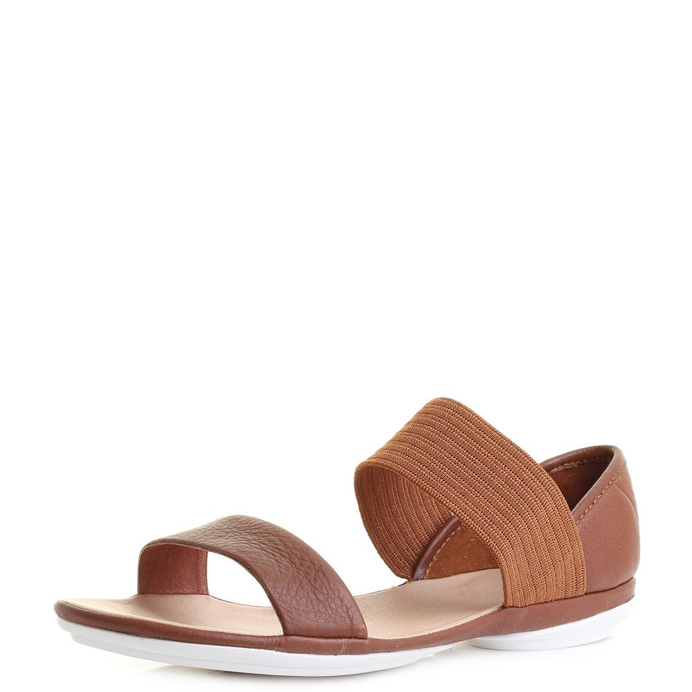 Mens Leather Flip Flops Sandals Images 9
