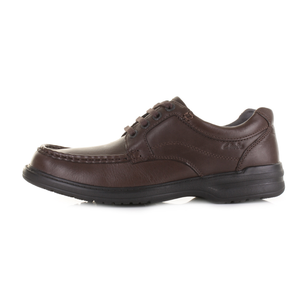 Clarks Mens Shoes Soft Cushion With Ortholite