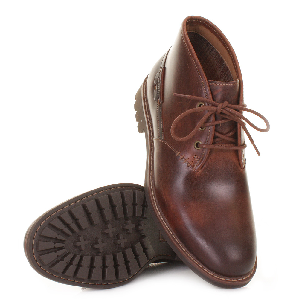 mens clarks montacute duke lace up leather ankle