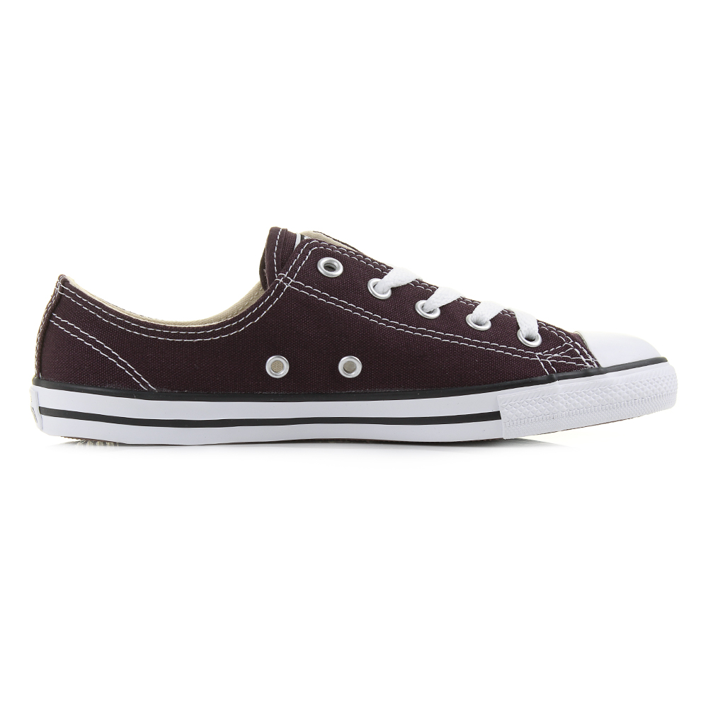 Converse Black White Ox Youth Shoes