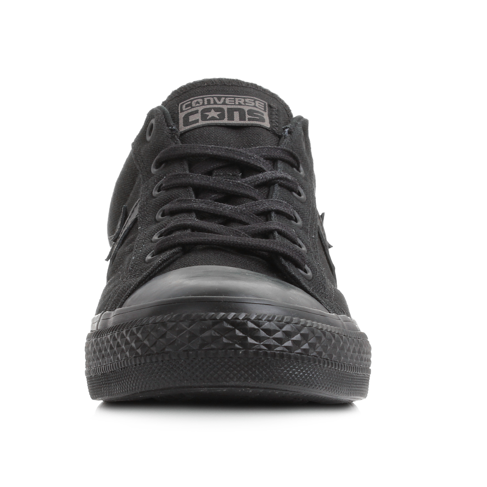 converse star player all black