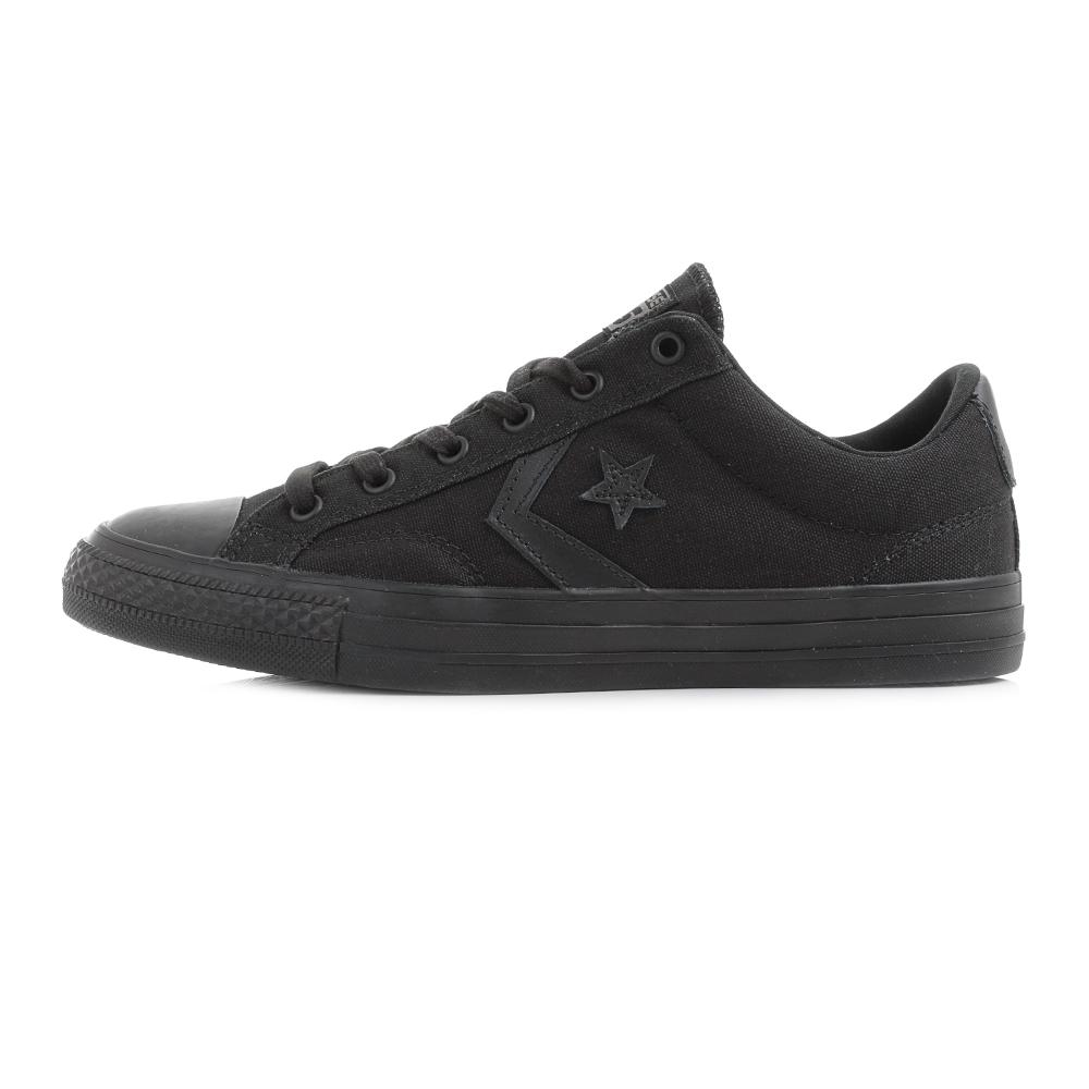 Converse Black Womens Shoes