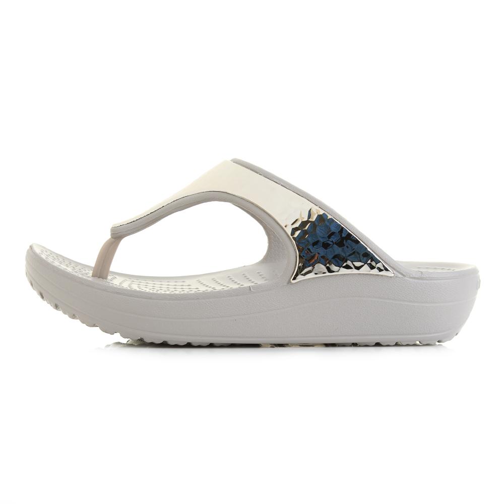 Cool  Crocs  Crocs 200486 Sloan Platform Flip Women39s Flip Flops In
