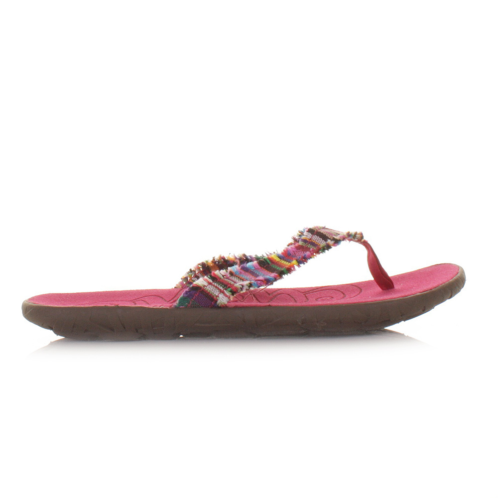 31c1a39c696e Womens ladies cushe flipper moroccan multi red flip flops jpg 1000x1000 Cushe  flip flops for women