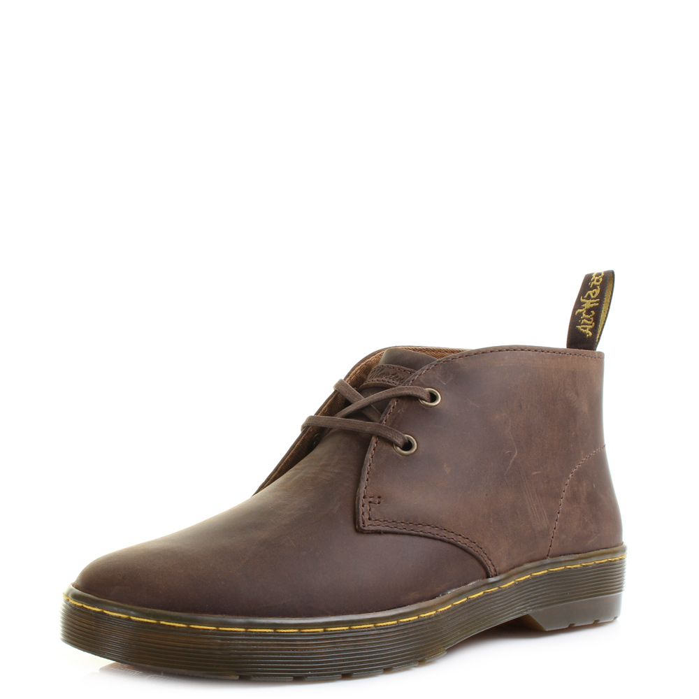 mens dr martens cabrillo gaucho brown leather