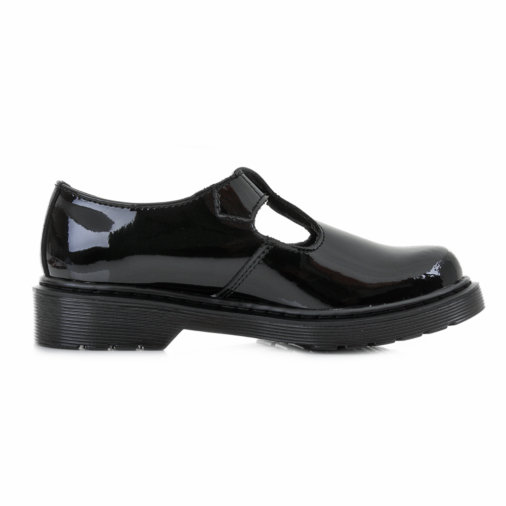 Brown Patent Leather Shoes For Toddlers