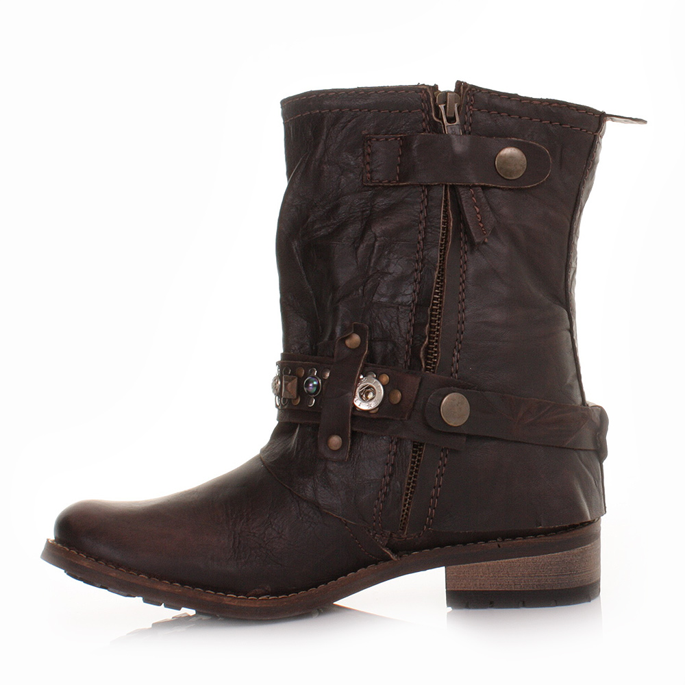 Opinion you Womens crispen vintage leather mid boot know one