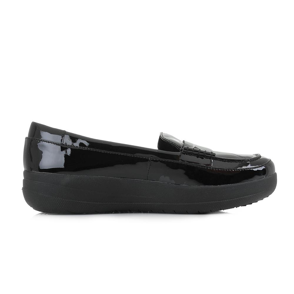 92b37985c894 Black Patent Fitflops Size 6