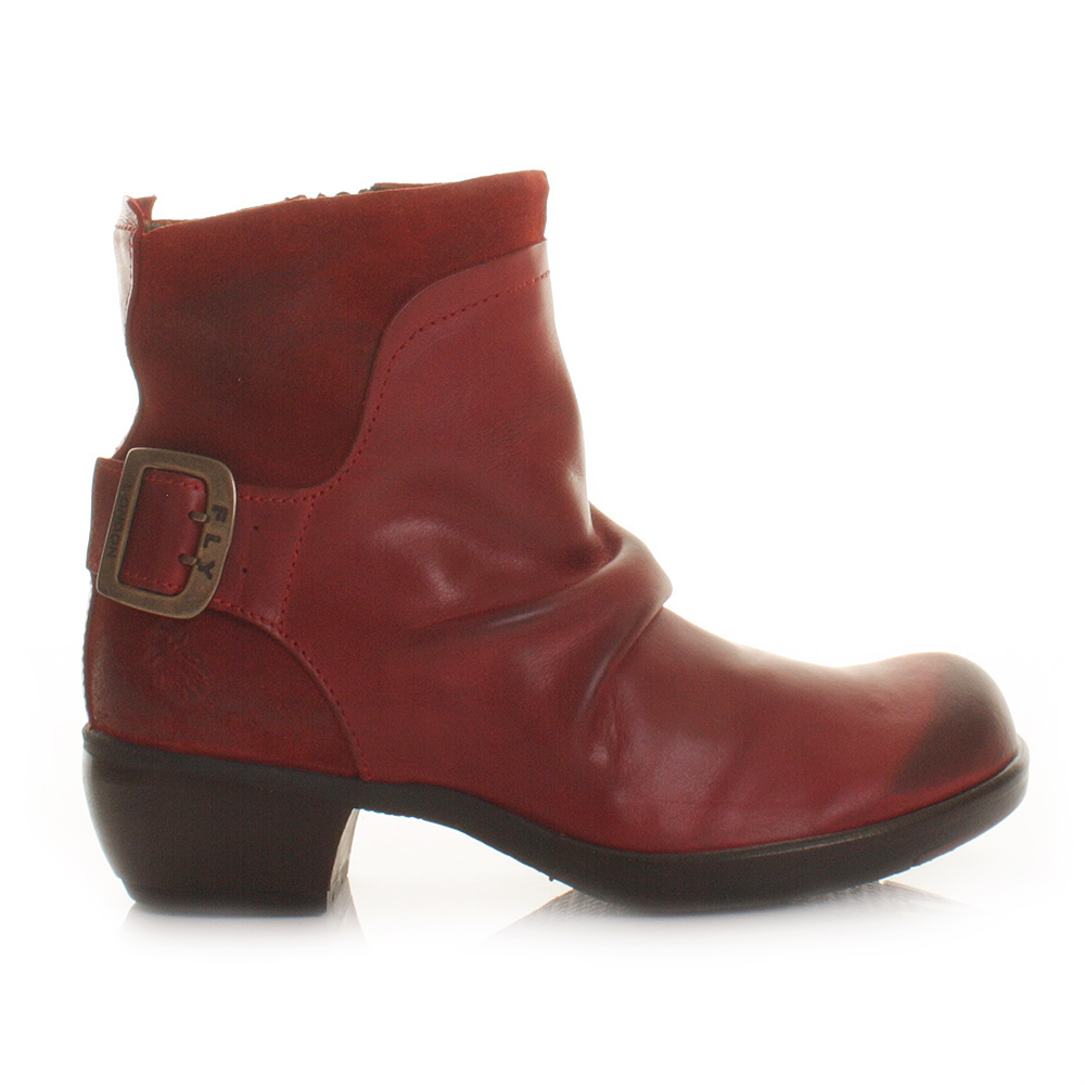 Elegant  Boots  Gabor  Gabor Jangle  Women39s Leather Ankle Boot In Red