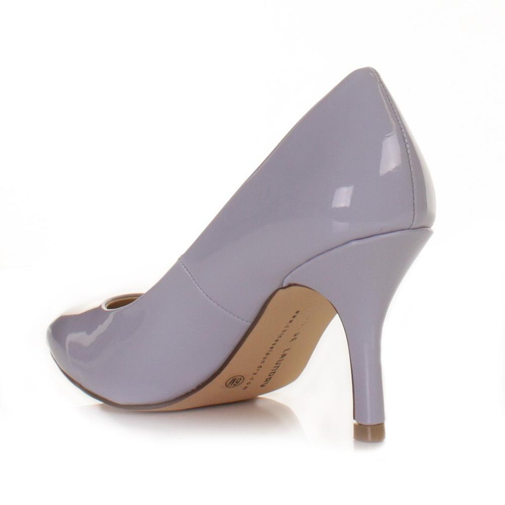 Lilac Kitten Heels