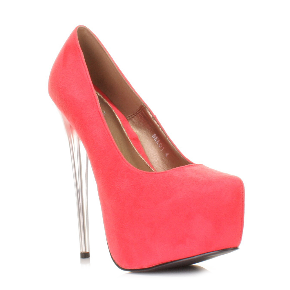 coral heels deals on 1001 blocks