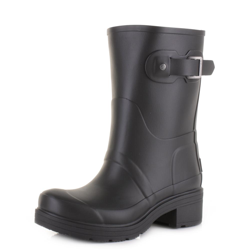womens original ankle biker wellington boots