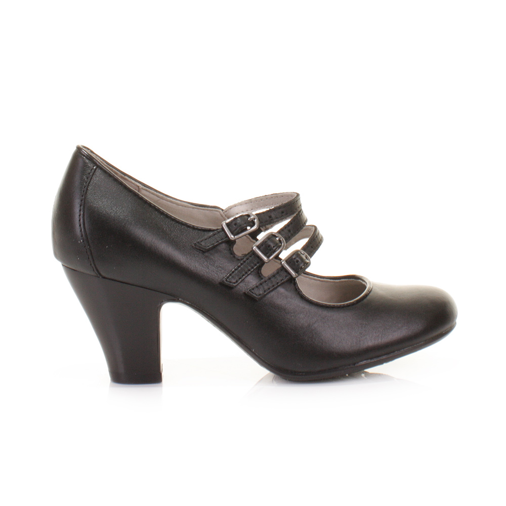 Hush Puppies Court Shoes