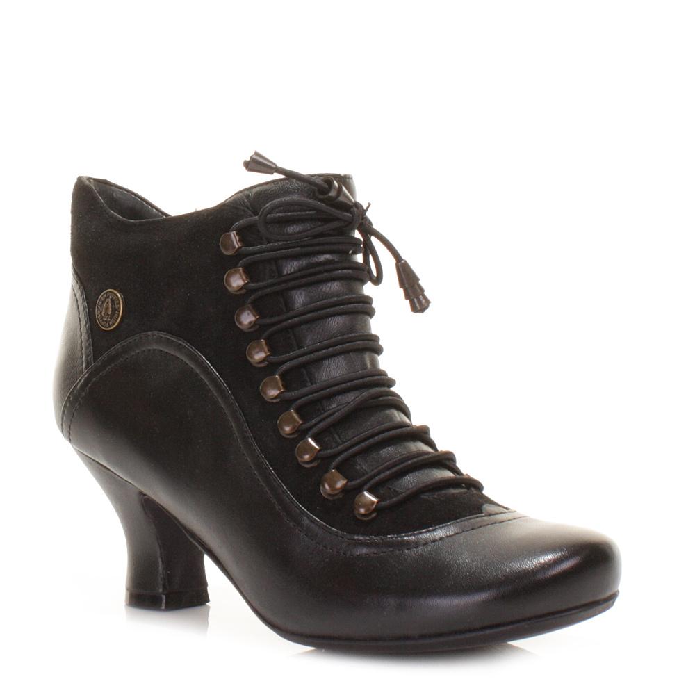 Creative Hush Puppies Womens Feline Alternative Wide Calf Boots In Black  Lyst