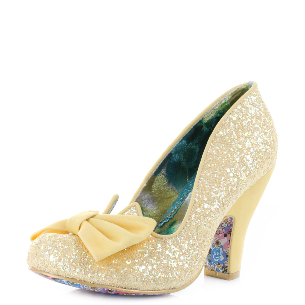 Yellow Heels Uk