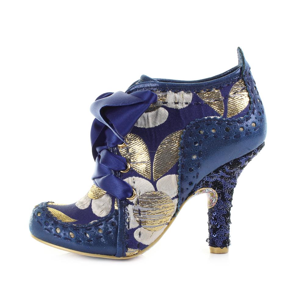 Irregular Choice Abigails Party Shoe Boots