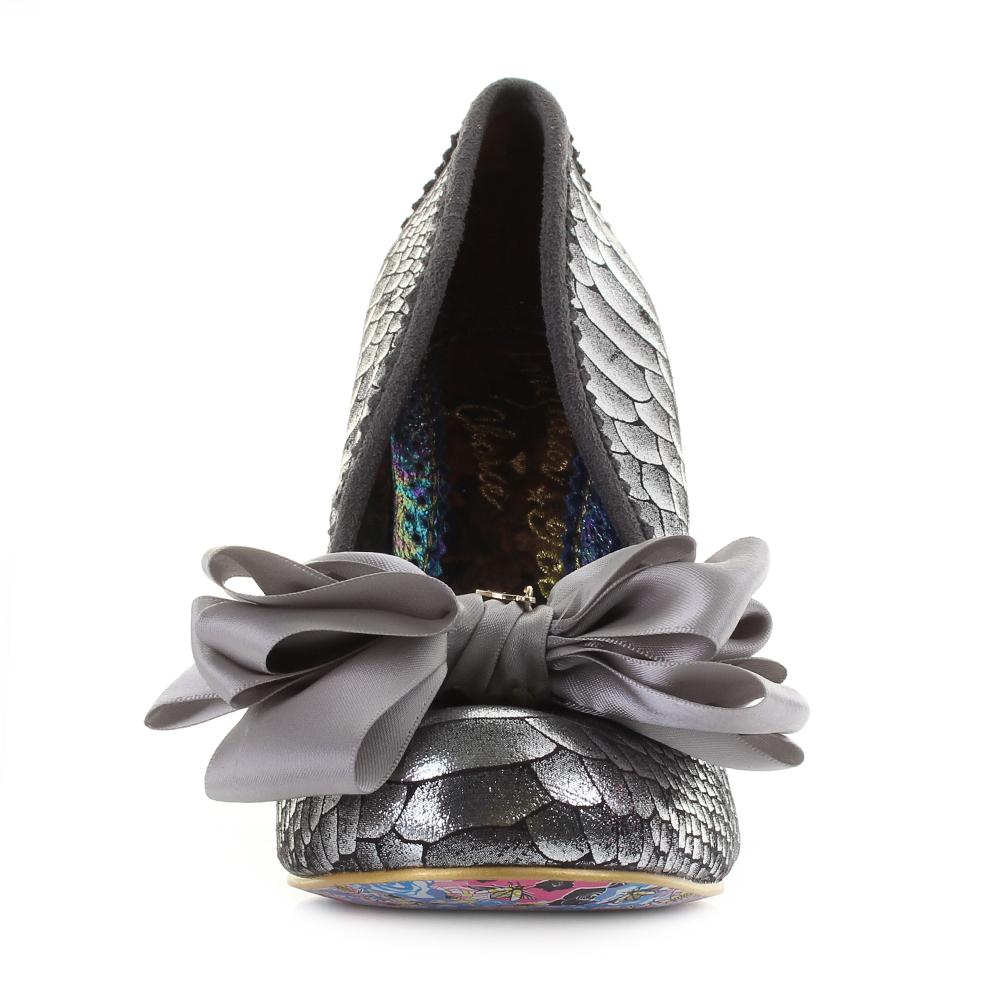 Silver Grey High Heels