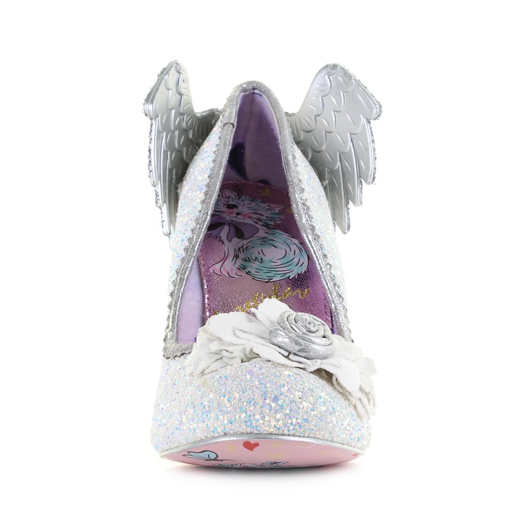 Irregular Choice Angel Wings Girls Shoes