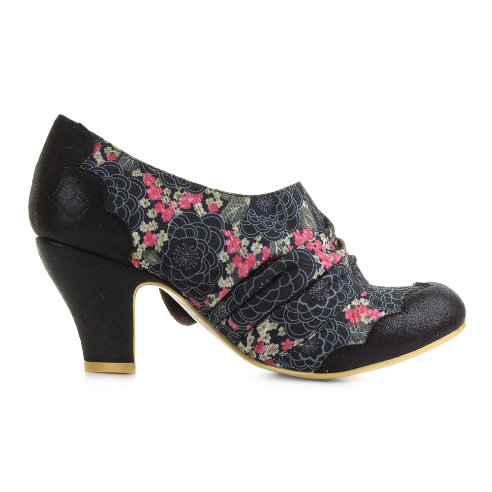 Shoes Low Heel Irregular Choice