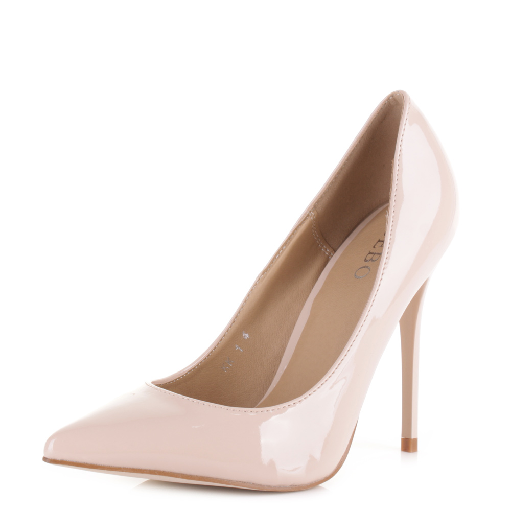 womens high heel stiletto pointed toe prom