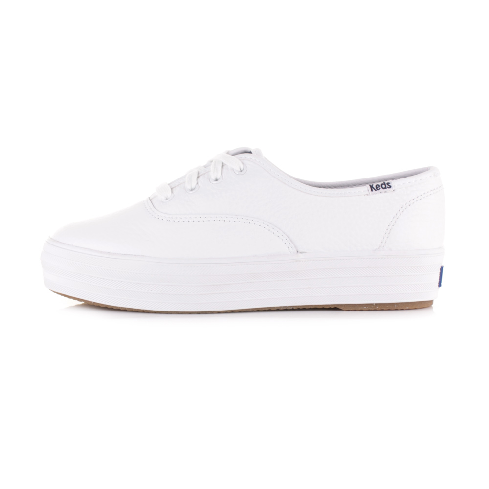 keds champion leather loafer