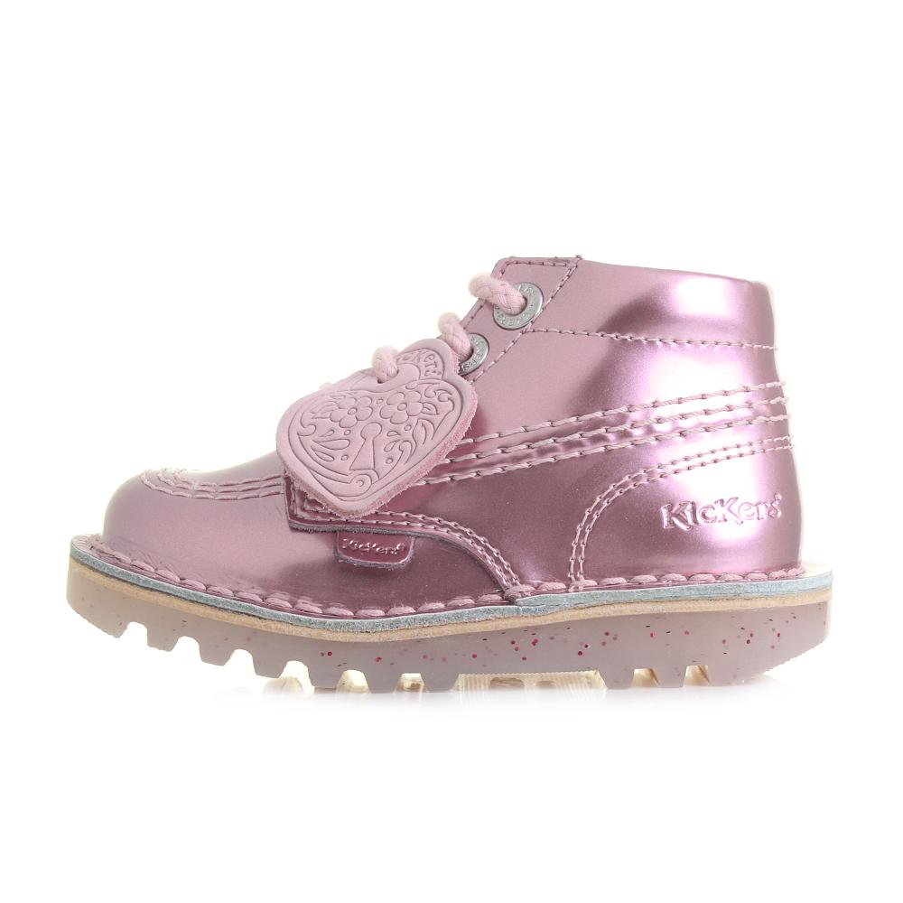girls kicker boots