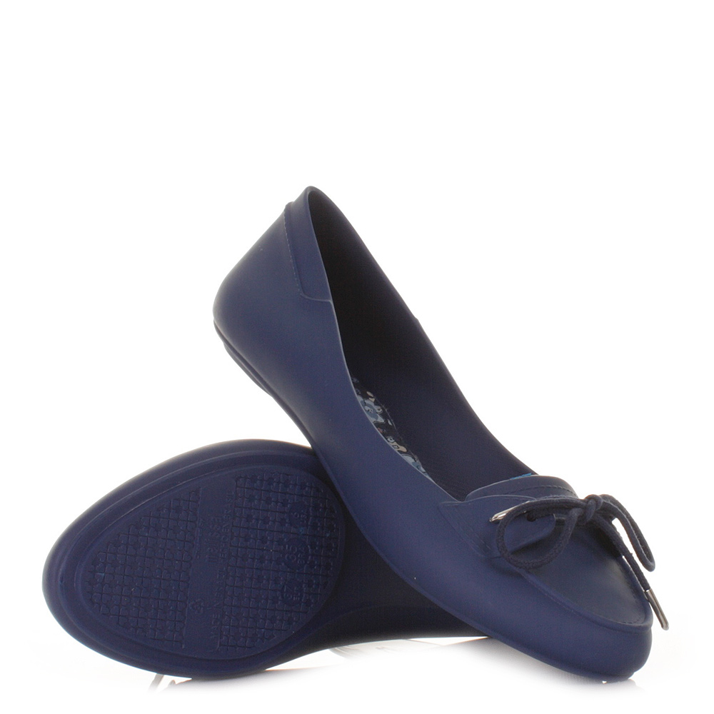 Navy Blue Loafers Or Flat Shoes