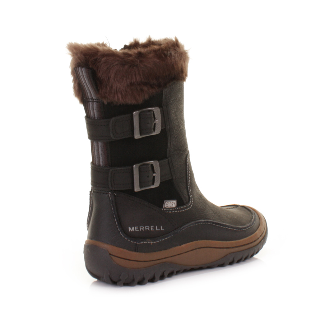 Womens E Width Walking Boot Shoes