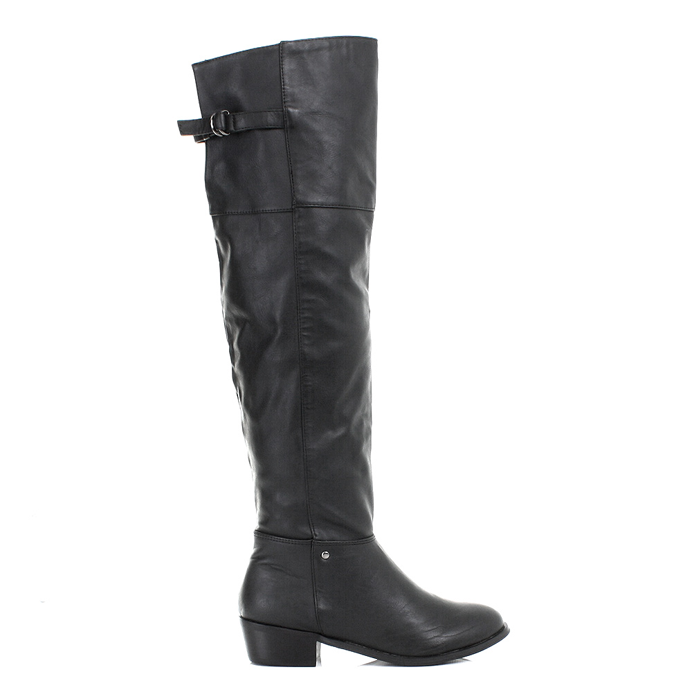 Elegant Pirate Maiden Boots  Faux Leather  Pirate Boots Womens Pirate Boots