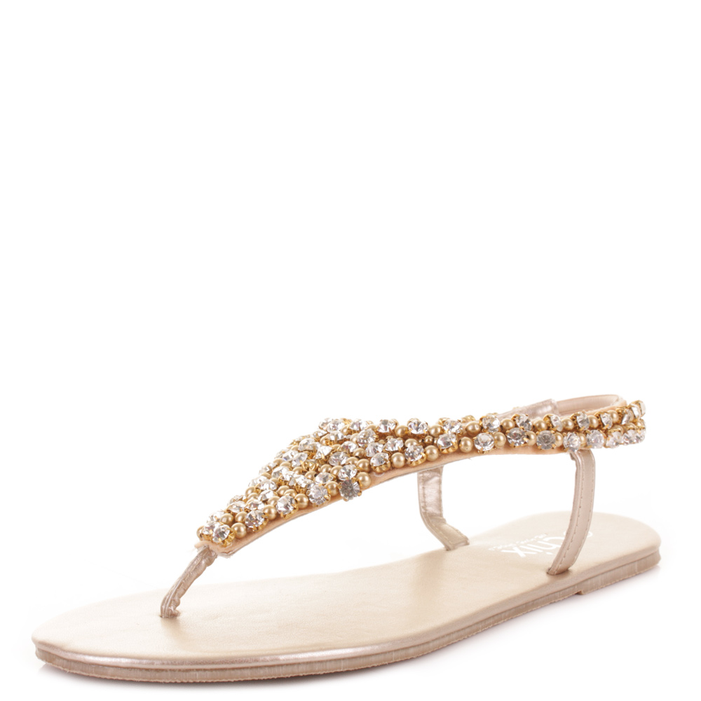 Wedding flat sandals for 28 images flat bridal sandals for Flat dress sandals for weddings