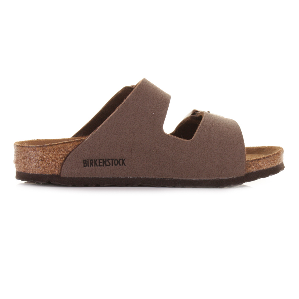 boys birkenstock arizona mocca kinder footbed sandals. Black Bedroom Furniture Sets. Home Design Ideas