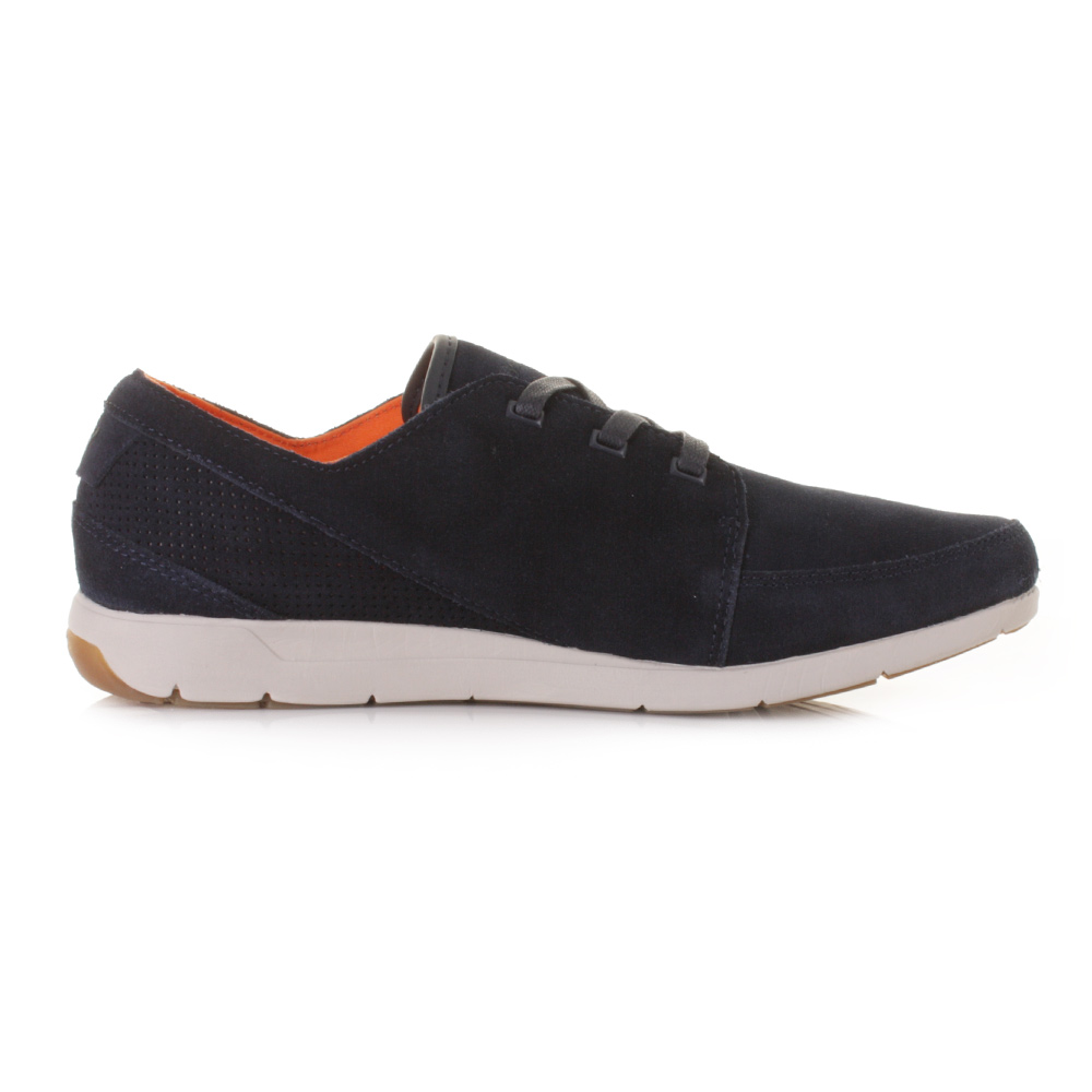 mens boxfresh keel katashi suede lace up casual trainers