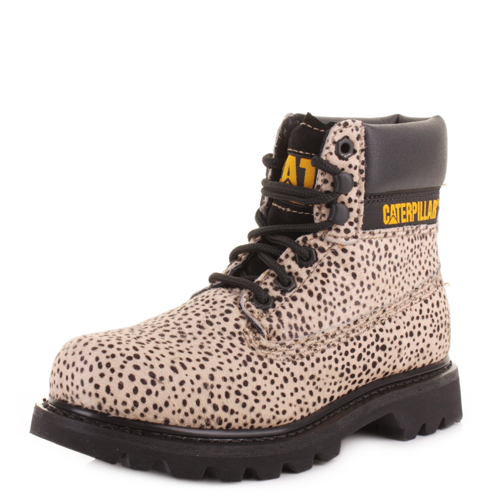 Perfect Not Since The Early 90s, When Indie Kids, Grunge Fans And The Hiphop Community Embraced Construction Wear, Have Caterpillar Boots Seemed Quite So On The Money Caterpillar Was Founded As A Construction Equipment Company