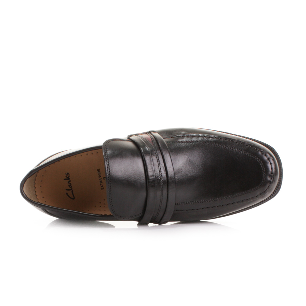 Extra Wide Black Or Brown Polishable Shoes