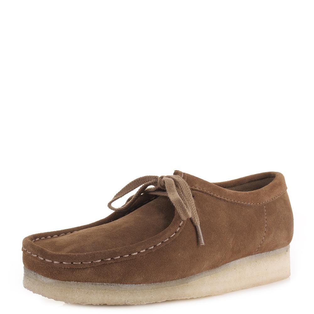 Womens Clarks Originals Wallabee Casual Shoe