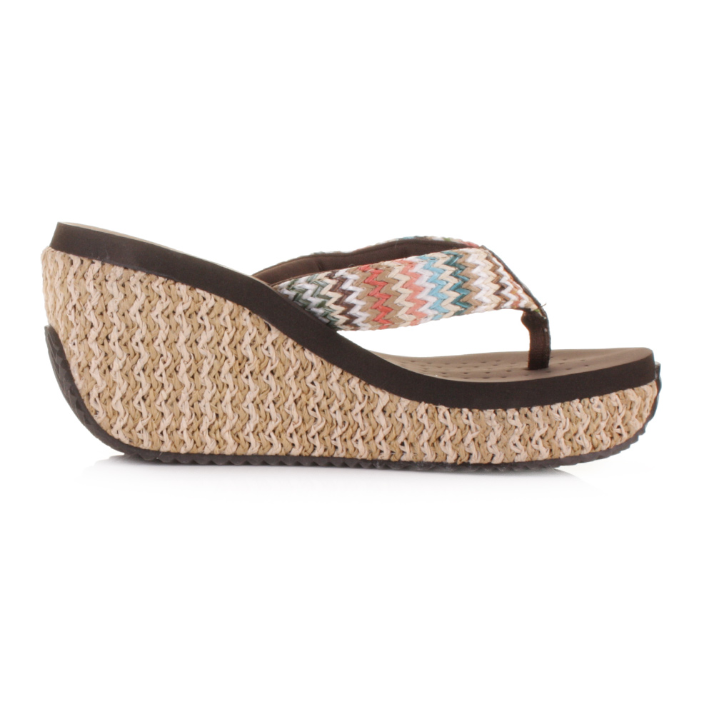 boowhol damen zehentrenner sandalen komfort flip flops mit. Black Bedroom Furniture Sets. Home Design Ideas