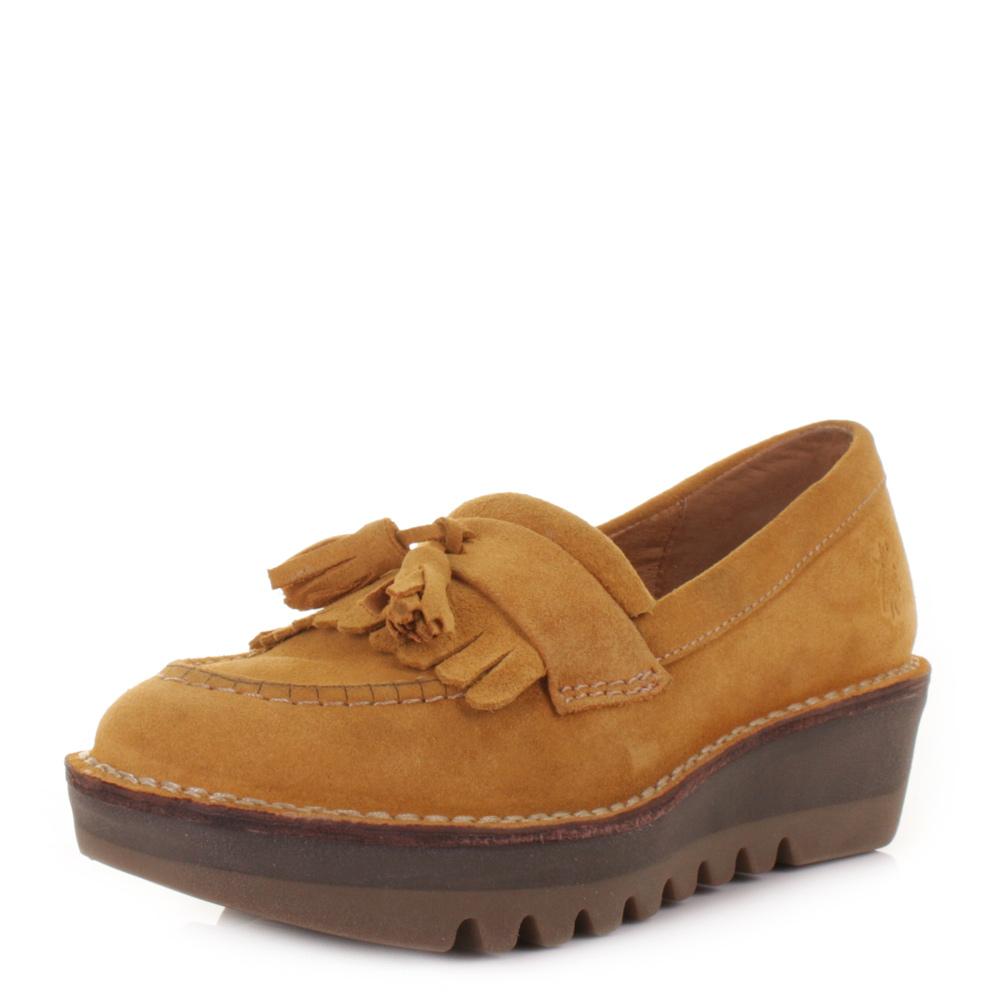 Mustard Yellow Flat Shoes Uk