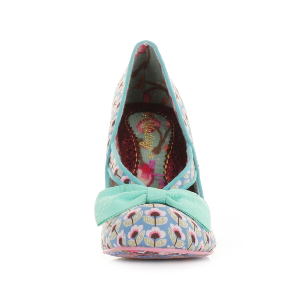 New-Irregular-Choice-Hello-HA-Mint-Womens-High-Heels-Shoes-Online