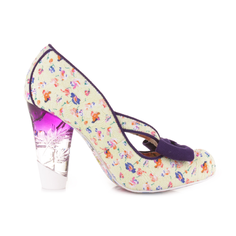 Purple High Heel Shoes Uk