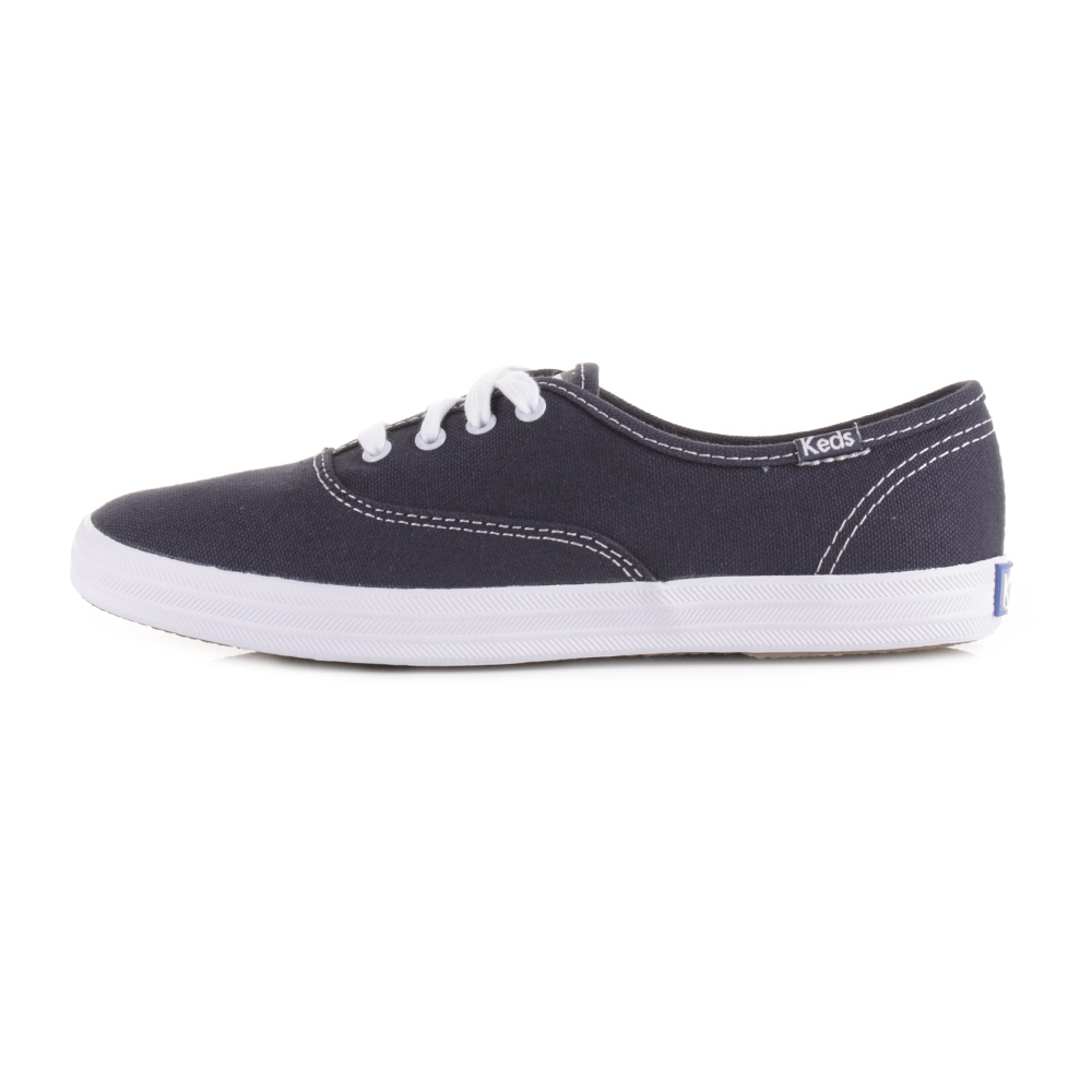 keds womens champion 2k cvo black/black