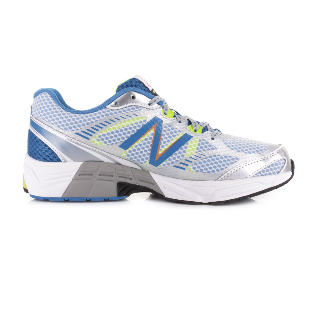 New Balance Mens V Stability Running Shoes Silver