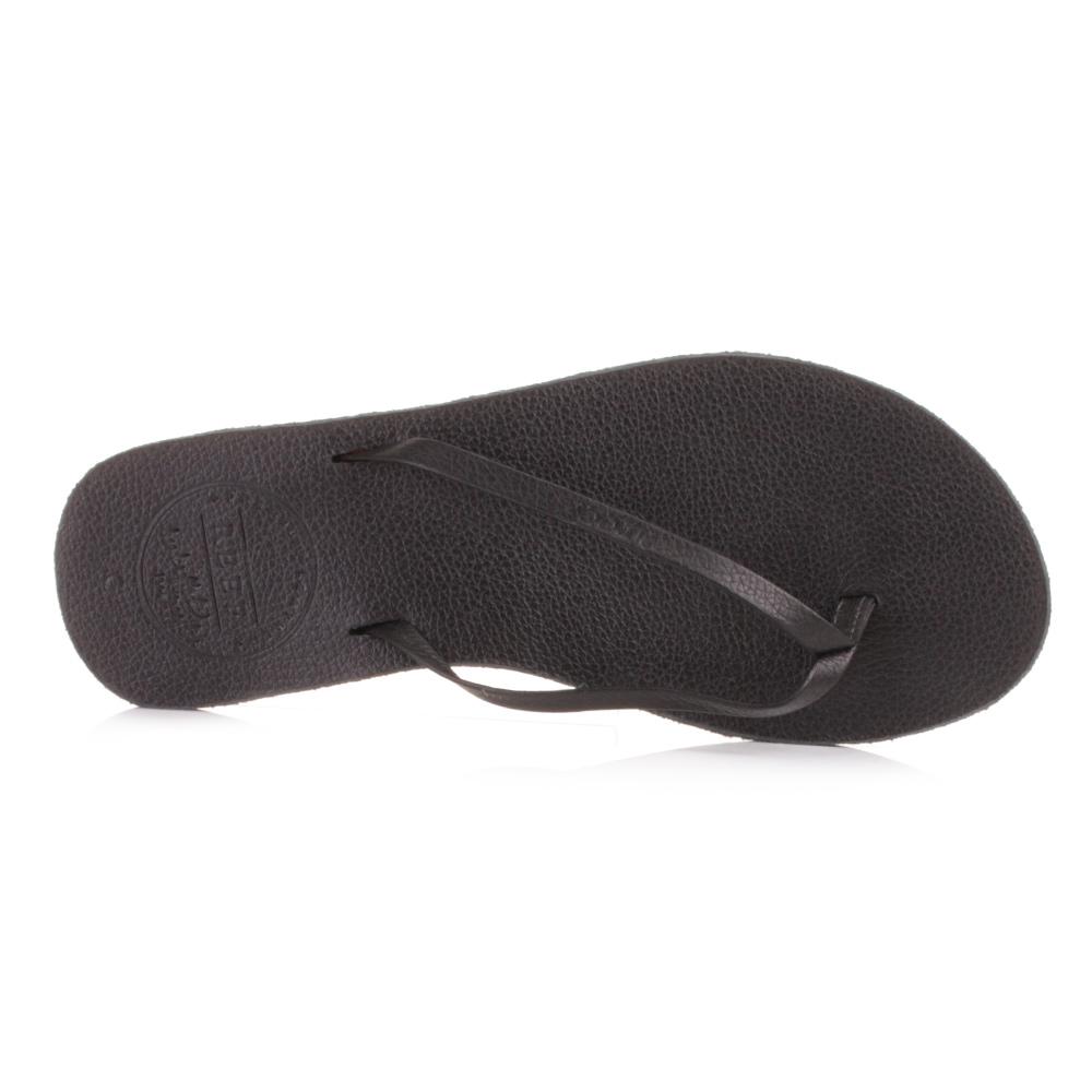 Black reef sandals - Item Description