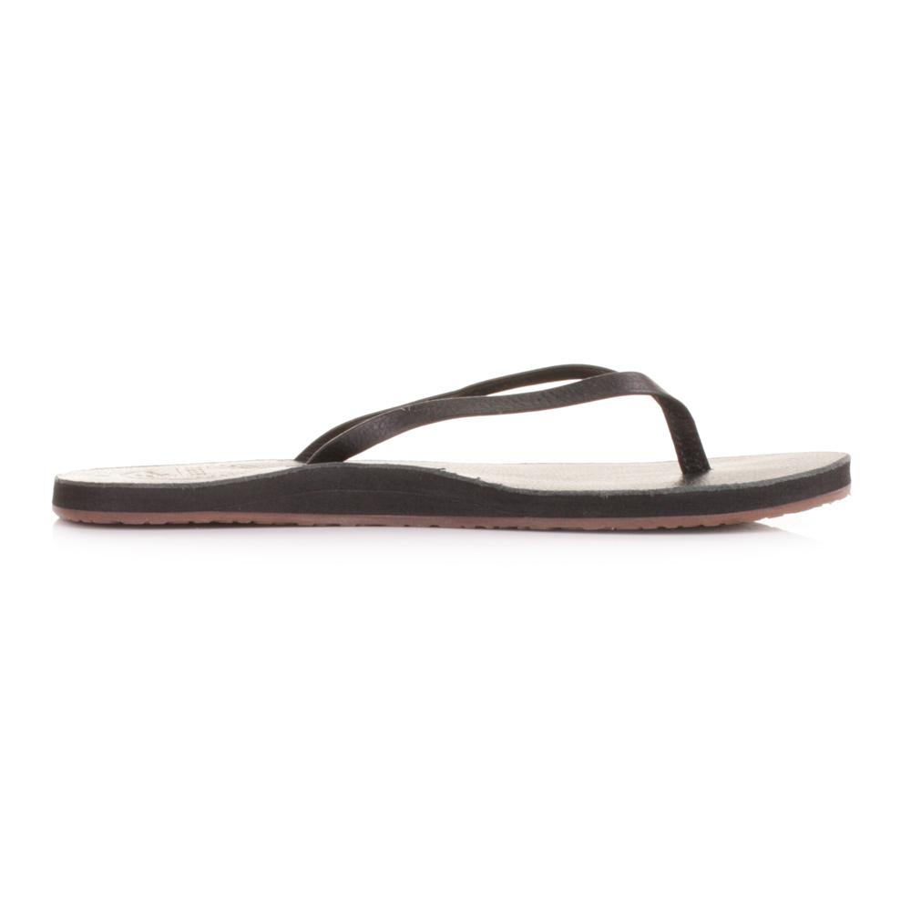 leather flip flops for women