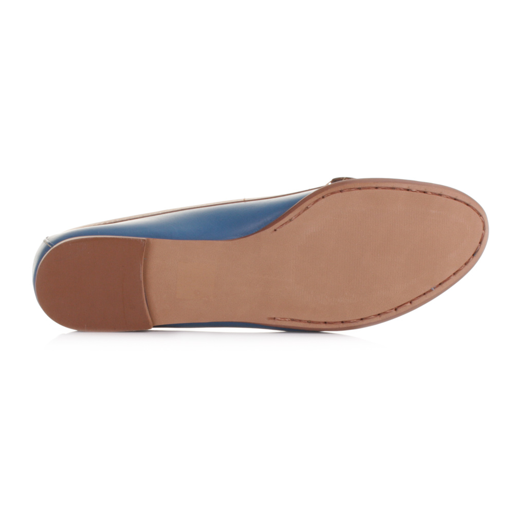 Tan Ladies Deck Shoes