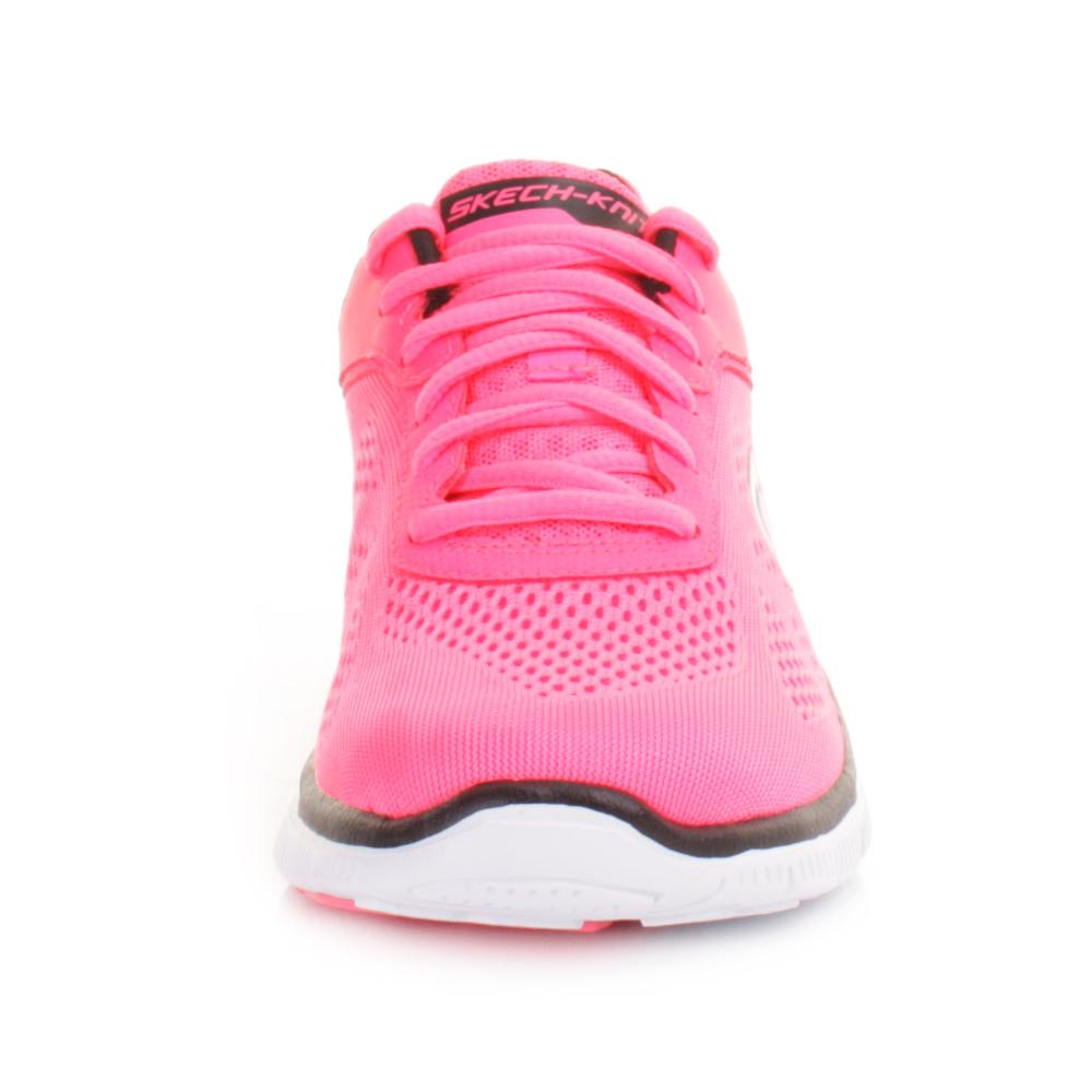 pink ladies skechers