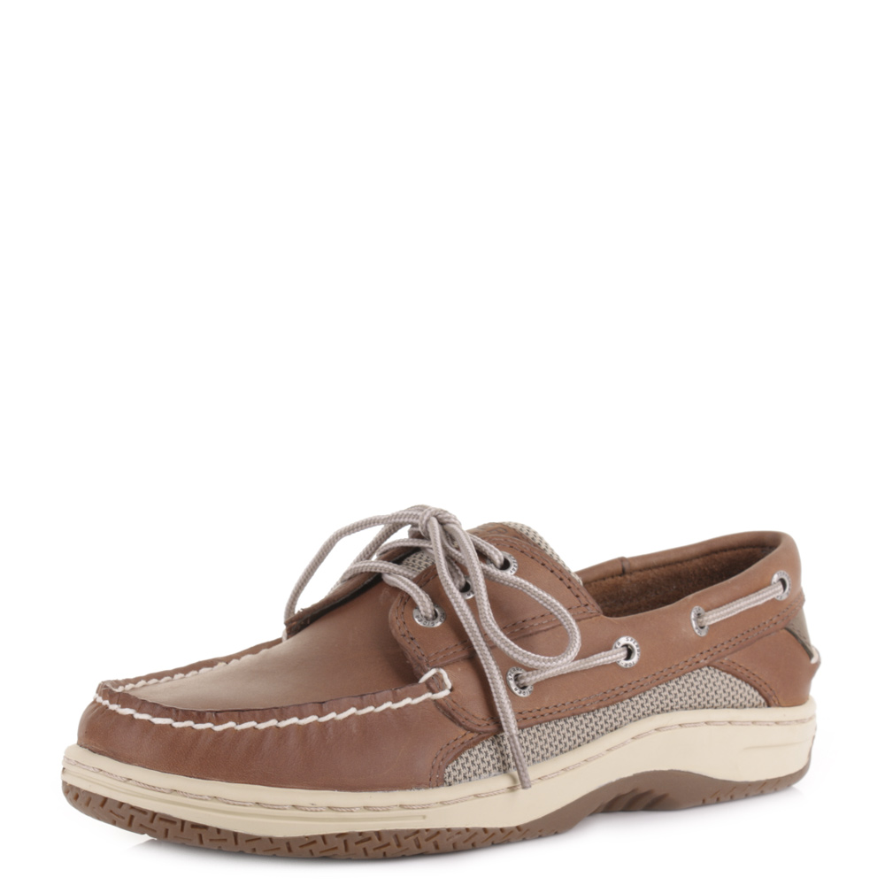 Very Comfortable Leather Boat Shoes