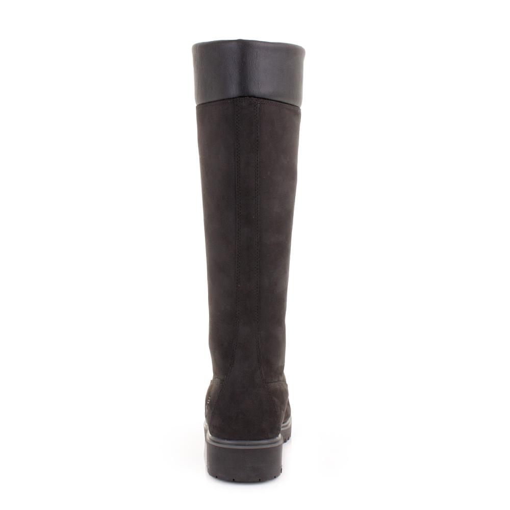 ladies black timberland boots