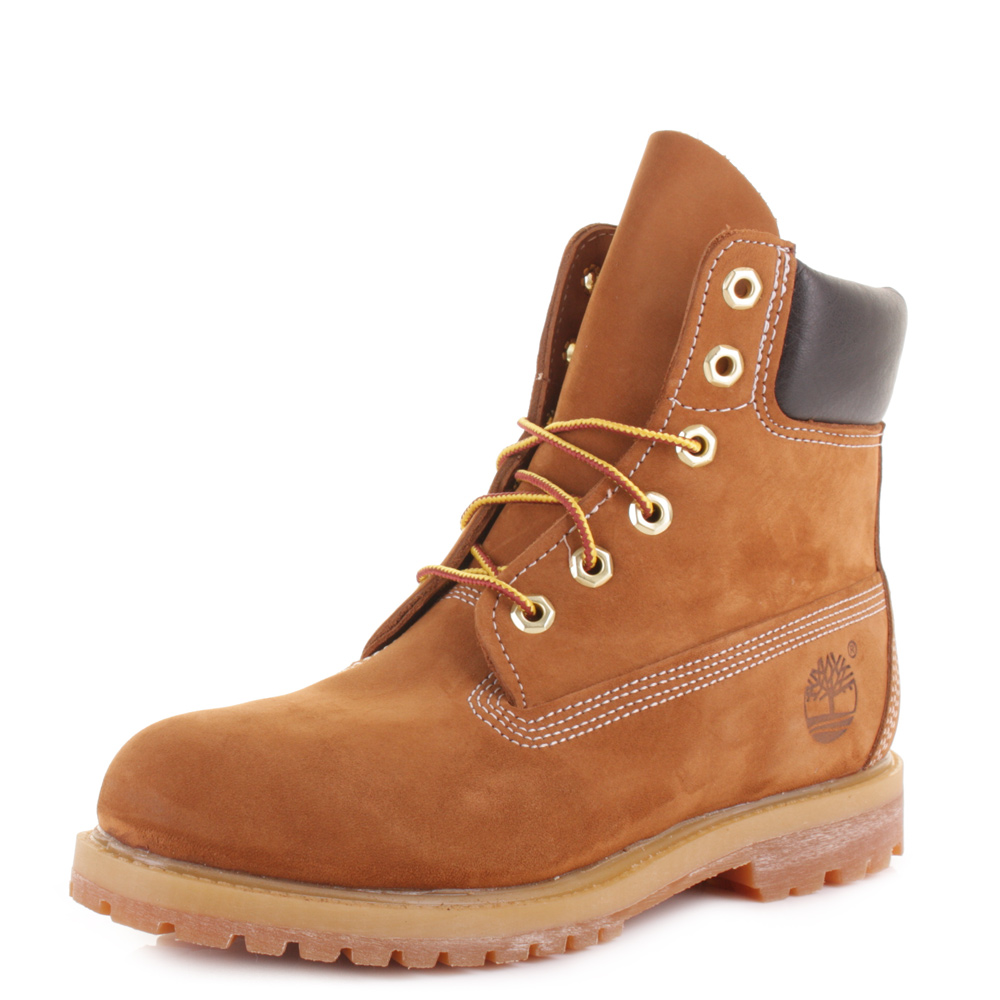 womens timberland earthkeeper 6 inch premium rust brown