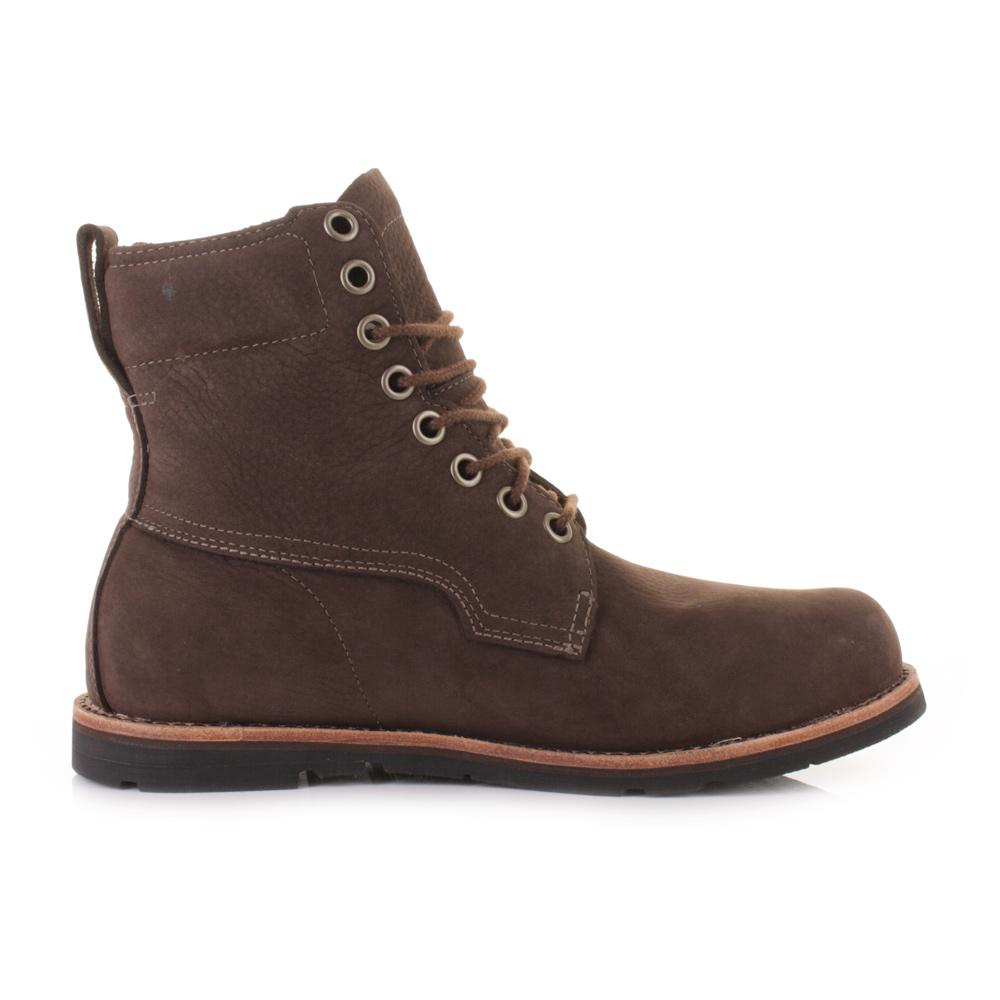 timberland dark brown boots