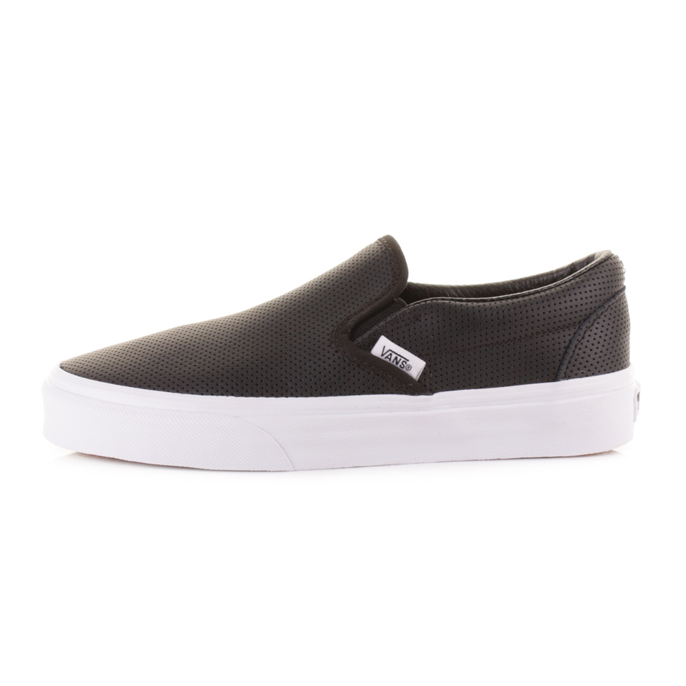 womens vans slip on